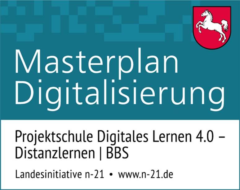 Masterplan Digitalisierung
